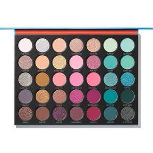 Morphe 35S Sweet Oasis Eyeshadow palette